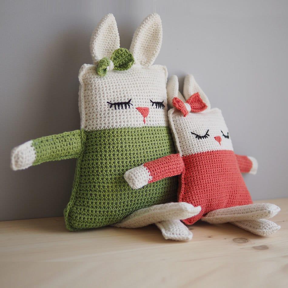 Amigurumi Erkek Tavşan Yapılışı- Amigurumi Crackers Bunny Free ... | 950x950