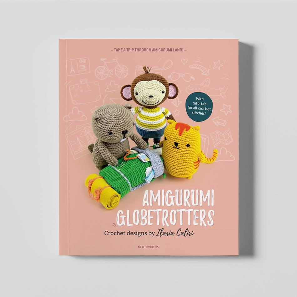 Amigurumi Kitap Kurdu Tarifi | Boncuk, Amigurumi modelleri, Tığ işleri | 950x950
