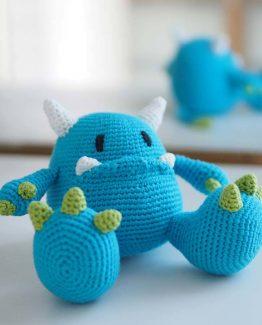 turkuaz-amigurumi-canavar-sevimli-canavar-amigurumi-oyuncak-orgu-bebek