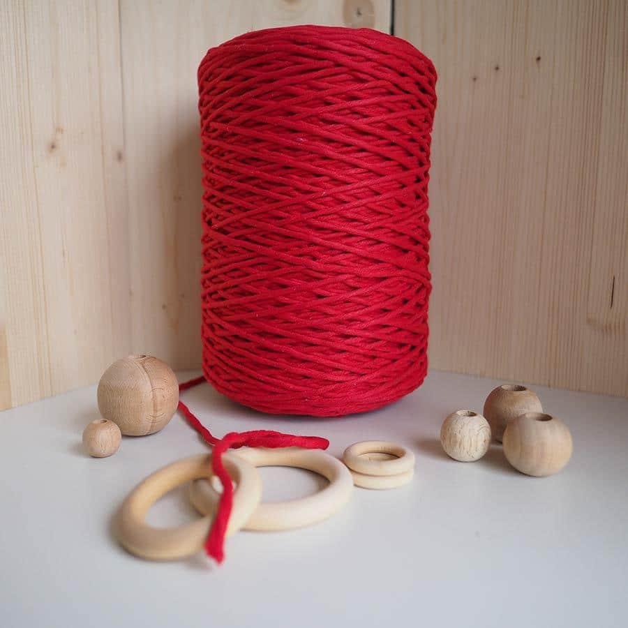 Gazzal Baby Cotton Amigurumi 50gr - Örgü İpi 3443 Kırmızı ... | 900x900