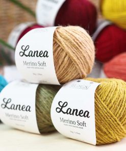 Lanea Merino Soft Yün İp
