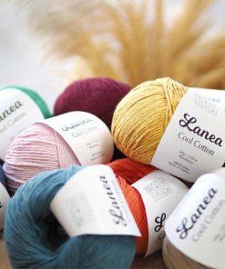 Lanea Cool Cotton Örgü İpi